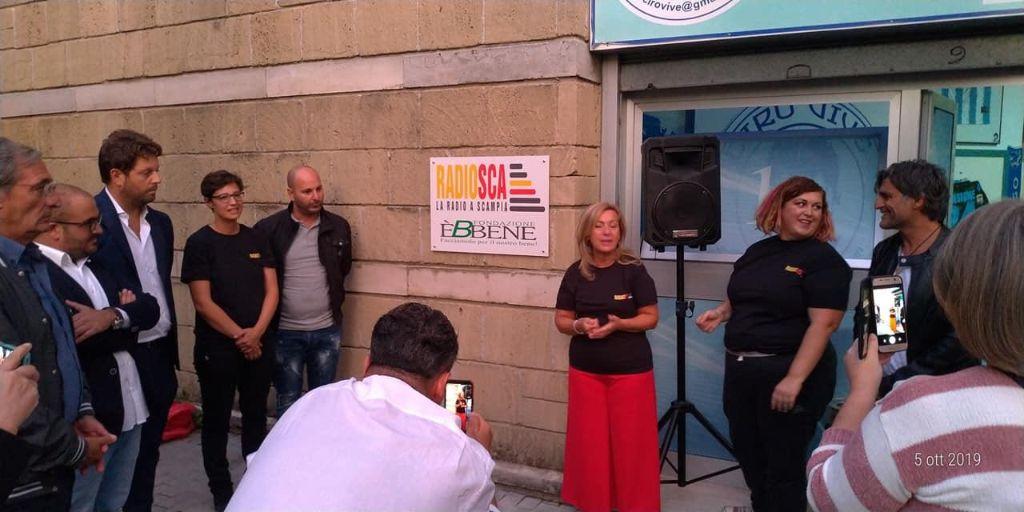 Si-riaccendono-i-microfoni-di-Radio-Sca,-voce-e-legalità-al-quartiere-Scampia-di-Napoli